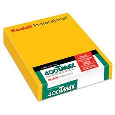 1 Kodak TMY 400 4x5 50 fogli