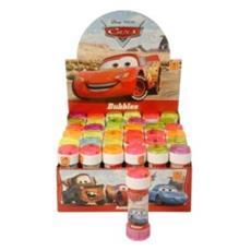 Bolle di sapone mini Cars (Conf. 36pz) 490000