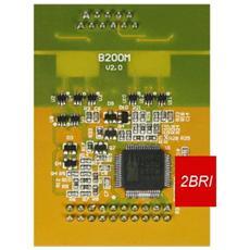 Mypbx VoIP scheda 2 BRI ISDN