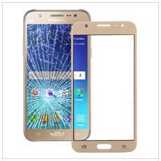 Schermo Touch Vetro Frontale Ricambio Samsung Galaxy J7 J700 Oro