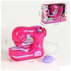 Fantacucito - Macchina Da Cucito Rosa Per Bambine