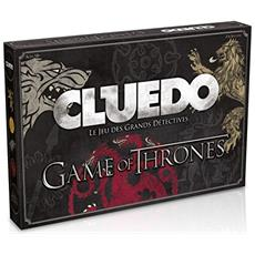-0949-cluedo Game Of Thrones-versione Francese