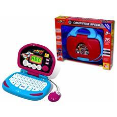 Liscianigiochi 41299 - Scan2go Computer Speed