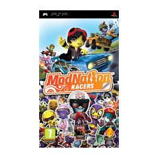 PSP - Modnation Racers