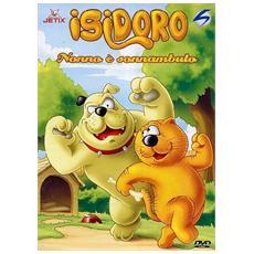 Dvd Isidoro #04 - Nonno E' Sonnanbulo
