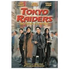 Dvd Tokyo Raiders-nell'occhio Dell'i.