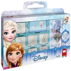Valigetta Frozen con 7 Timbri