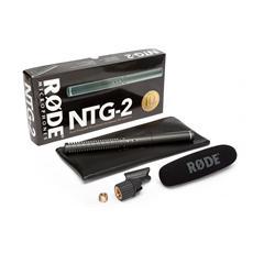 Microfono di Registrazione Vocale NTG-2 Argento 50 x 190 x 50 mm 600.200.003-EU