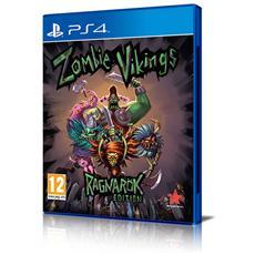 PS4 - Zombie Vikings: Ragnarok Edition