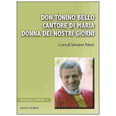 Don Tonino Bello cantore di Maria donna dei nostri giorni