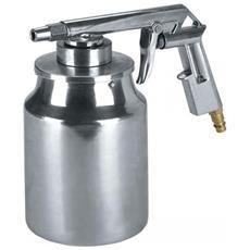 Pistola Per Sabbiatura Con Aspirazione Compressore D'aria