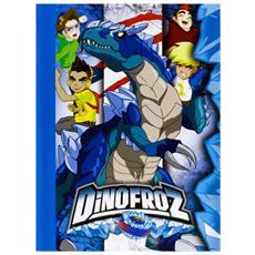 Diario Scuola Dinofroz 10 Mesi Non Datato Contenuti Speciali 14,9 X 20,8 X 2 Cm