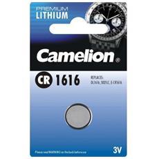 CR1616-BP1, Litio, Button / coin, 3V