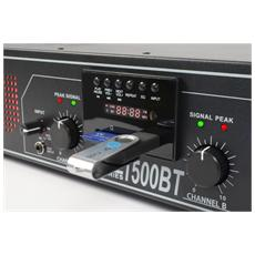 SPL 1500MP3, Morsetto, 20 - 20000 Hz
