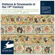 Patterns & ornaments of 19th century. Ediz. multilingue. Con CD-ROM