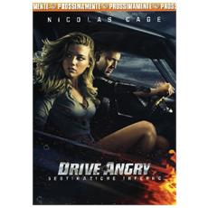Dvd Drive Angry - Destinazione Inferno