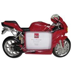 Effect Fun Cornice motocicletta 7,5x5 plastica Portafoto