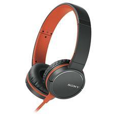 MDR-ZX660AP Cuffia On-Ear Microfono colore Arancione