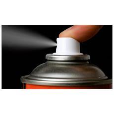 12 pezzi bomboletta silicone spray 400 ml