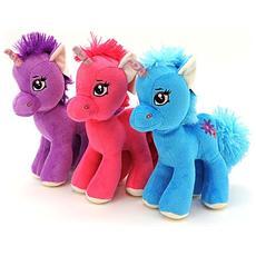 Peluche unicorno 25cm 83366