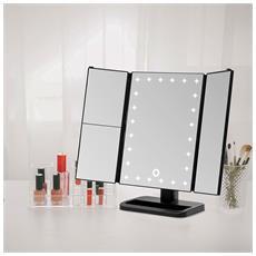Specchio Elettronico A 24led