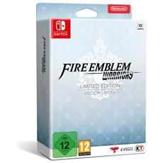 Switch - Fire Emblem Warriors Special Limited Edition