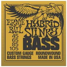 2833 Nickel Wound Hybrid Slinky 45-105