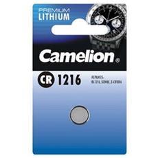 CR1216-BP1, Litio, Button / coin, 3V