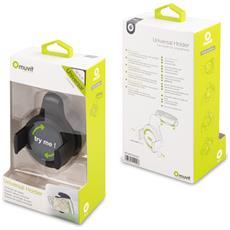 MUCHL0031 Auto Passive holder Nero supporto per personal communication