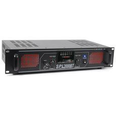 SPL 2000BTMP3, RCA, 3,5 mm, 20 - 20000 Hz, Forza del segnale