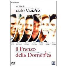 Dvd Pranzo Della Domenica (il)