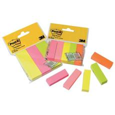 conf. 3. Post-it Note Marker 671-3. 25x76mm 14885