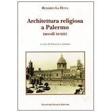 Architettura religiosa a Palermo (secoli XI-XIX)