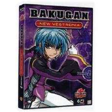 Dvd Bakugan - New Vestroia #02