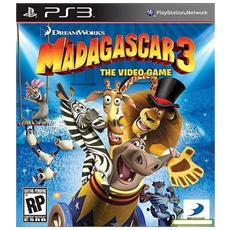 PS3 - Madagascar 3