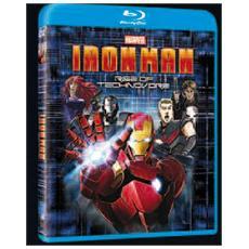 Brd Iron Man - Rise Of Technovore