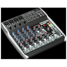 Bh Qx1202usb Mixer 12 Input 2 Bus Xenyx Preamp Klark