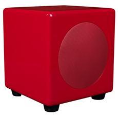 MicroPod Subwoofer Potenza Totale 100 Watt colore Rosso