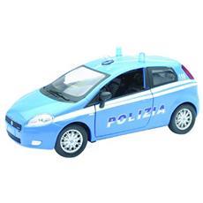 DieCast 1:24 Polizia Auto Fiat Grande Punto 71116