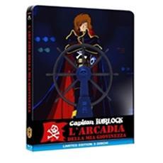 Harlock - L'Arcadia Mia Giov. Steelbook