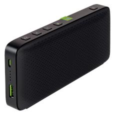 Speaker Audio Portatile Complete Potenza 10 W Bluetooth - Nero