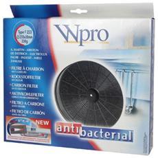 Type F233 Filtro Per Cappa A Carboni Ca40 Universale Antibatterico Wpro Fac509