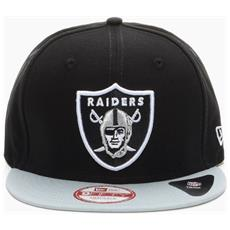 Cappello Nfl Oakland Raiders S-m Nero Grigio
