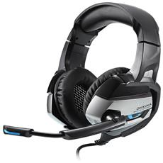 Onikuma K5 Stereo Gaming Headset 2.2 M Cavo Led Light Bass Over-ear Cuffie Con Microfono Per Computer Game
