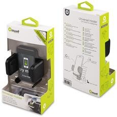 MUCHL0032 Auto Passive holder Nero supporto per personal communication