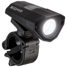 Fanale a LED Bianco per Bici Colore Nero