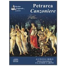 Canzoniere. Audiolibro. CD Audio