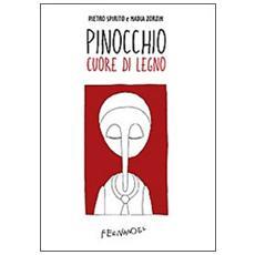 Pinocchio cuore di legno