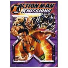 Dvd Action Man - X Missions - Il Film