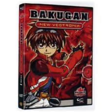 Dvd Bakugan - New Vestroia #01